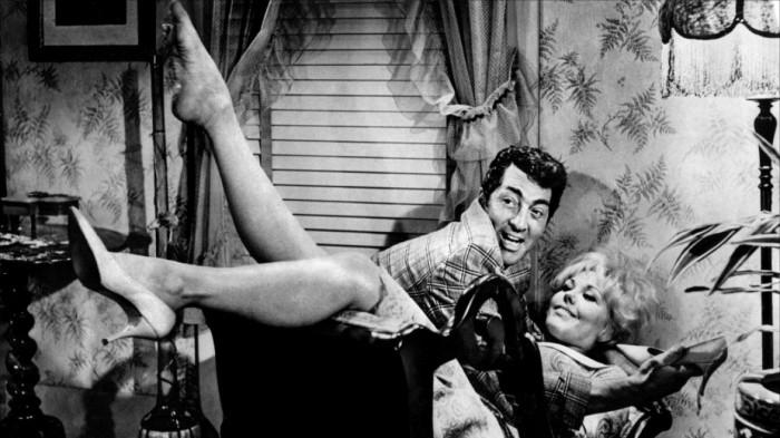 Risultati immagini per baciami stupido film 1964