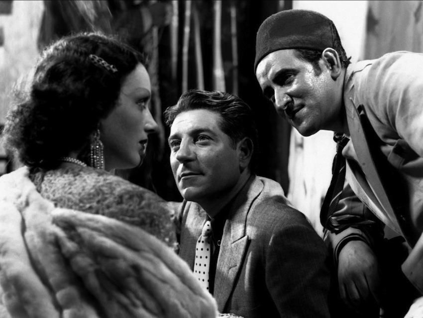 Risultati immagini per il bandito della casbah film 1937
