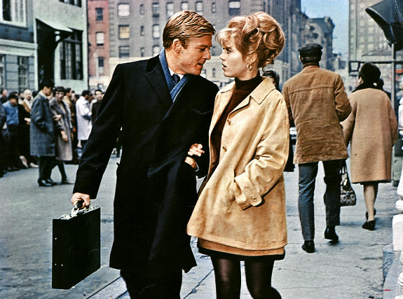 Risultati immagini per a piedi nudi nel parco film 1967