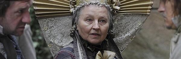 Hanna Schygulla in 'Faust'