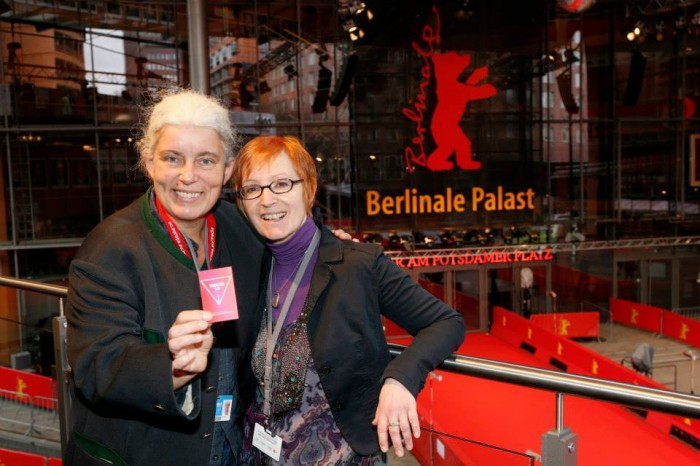 le due registe alla Berlinale 2014
