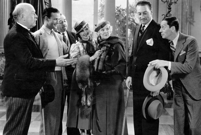 Risultati immagini per signora per un giorno film 1933