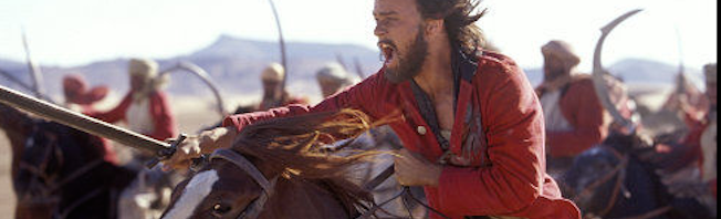 Heath Ledger in 'Le quattro piume'