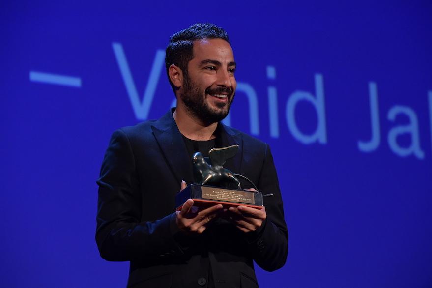 Mohammadzadeh, premiato come migliore attore a Venezia rizzonti. Foto © Biennale Cinema/ASAC