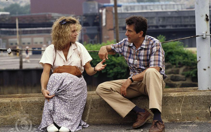 Jane Fonda e Robert De Niro in 'Lettere d'amore'